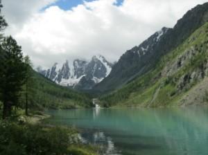 величие озера Шавло